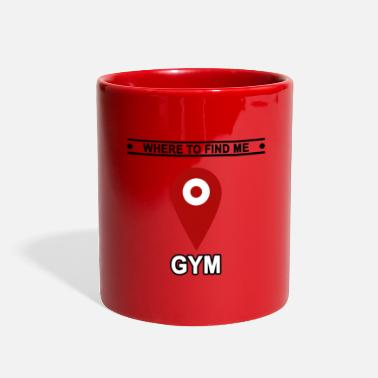 Gym Gym Gym Gym - Full Color Mug
