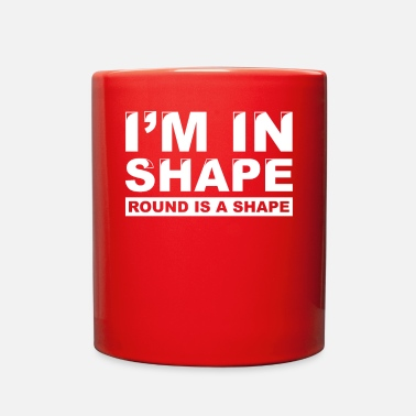 Shape In shape - Full Color Mug
