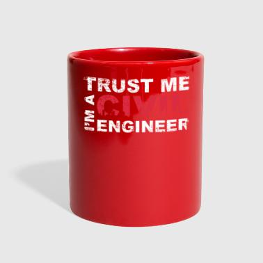 Civil Engineer - Full Color Mug