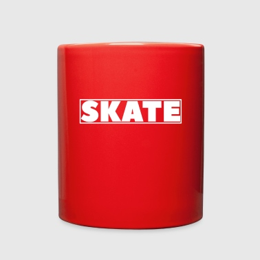SKATE - Full Color Mug