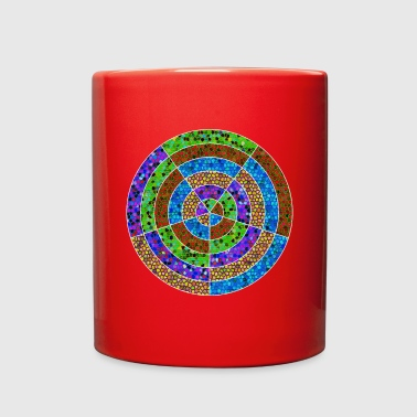 wheel - Full Color Mug