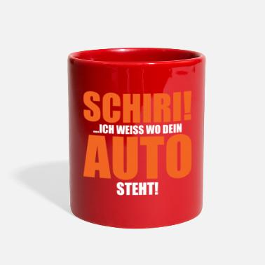 Automobile Automobile - Full Color Mug