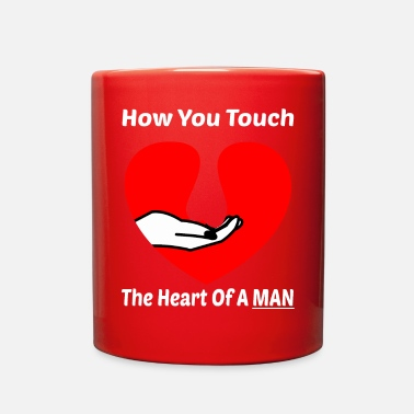 Hilarious Man Saying MAN SAYING - Full Color Mug