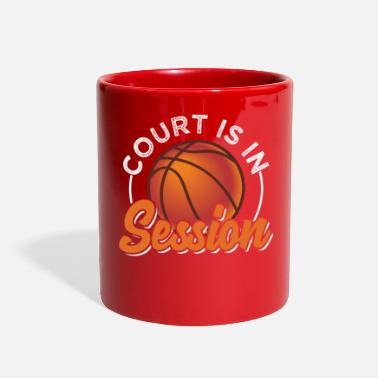Court Court Is In Lesson - Full Color Mug