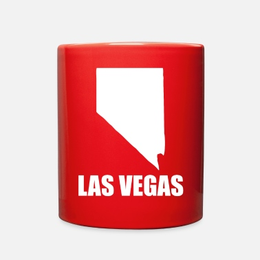 Las Vegas Las Vegas - Full Color Mug