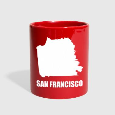 San Francisco - Full Color Mug