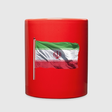 Iran Flag - Full Color Mug