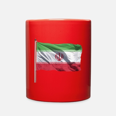 Iran Flag Iran Flag - Full Color Mug