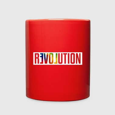 Revolution - Full Color Mug