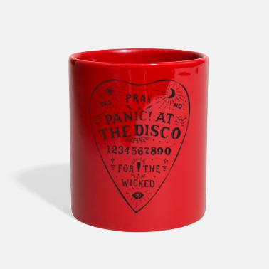 Pray Pray panic! At the disco 1234567890 for the wicked - Full Color Mug