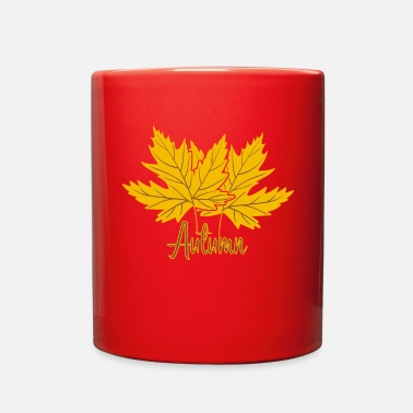 Fall Fall - Full Color Mug