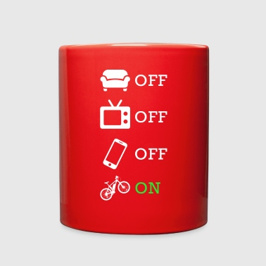 Off Off Off On - Full Color Mug