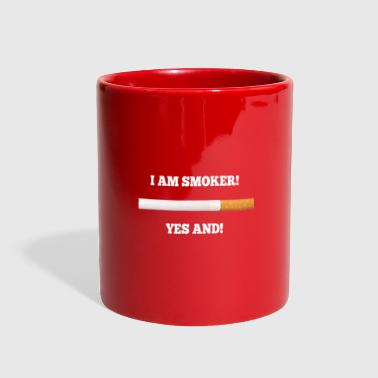 Smoker - Full Color Mug