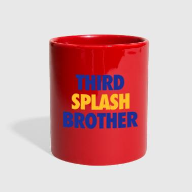 Third splash brother - Basketball statement design - Full Color Mug