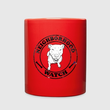 Neighborhood Watch - Full Color Mug