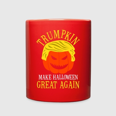 Trumpkin: Make Halloween Great Again! - Full Color Mug