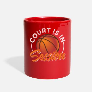 Court Court is In Session - Full Color Mug