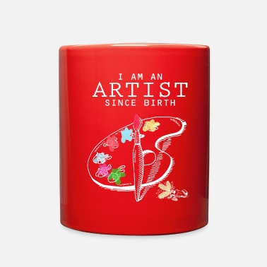 Artist Artist - Full Color Mug
