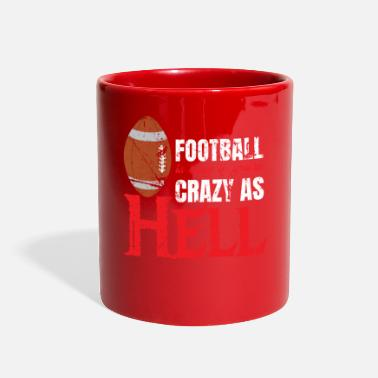 Football Quote Football Football quote Gift - Full Color Mug