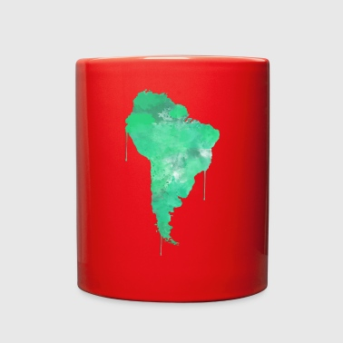 South America - Full Color Mug