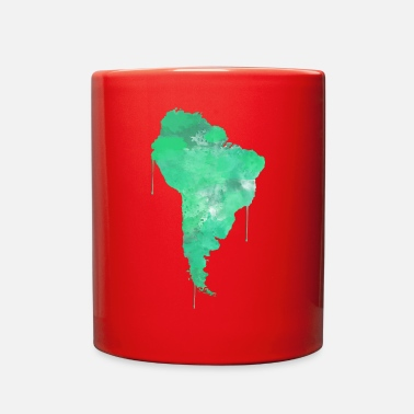 South America South America - Full Color Mug