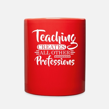 Teacher Teacher - Full Color Mug