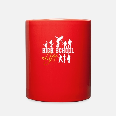 High School High School - Full Color Mug