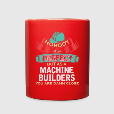 Machine Builder - Full Color Mug