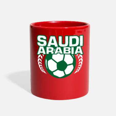 Saudi Arabia Saudi Arabia - Full Color Mug