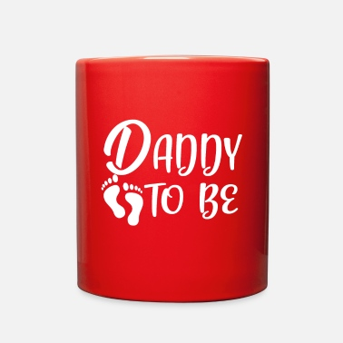 Daddy Daddy to Be - Full Color Mug