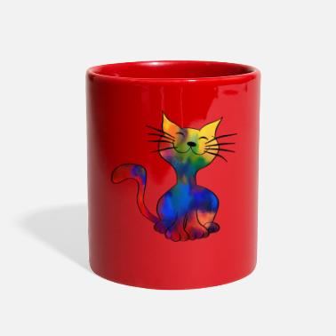 Cat Art Cat art - Full Color Mug