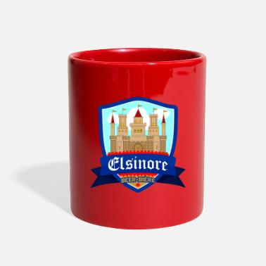 Elsinore Elsinore Craft Beer drinking Beer gift brew beer - Full Color Mug