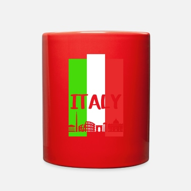 Italy ITALY - Full Color Mug