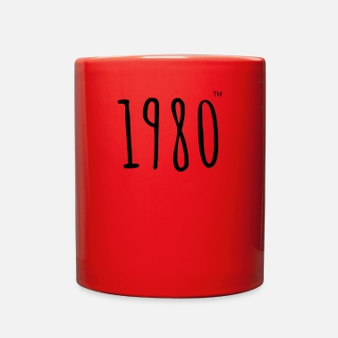Year Of Birth 1980TM BIRTH YEAR - Full Color Mug