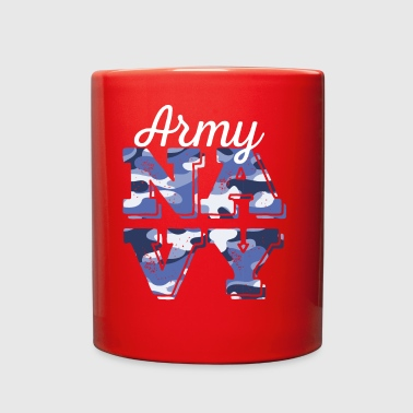 Army Navy - Full Color Mug
