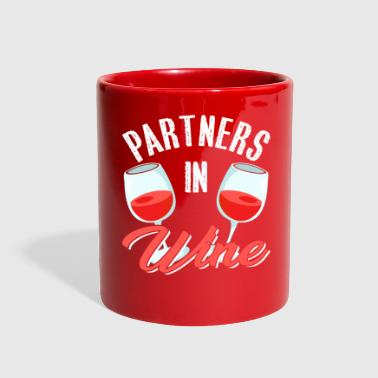 Partners In Wine - Full Color Mug