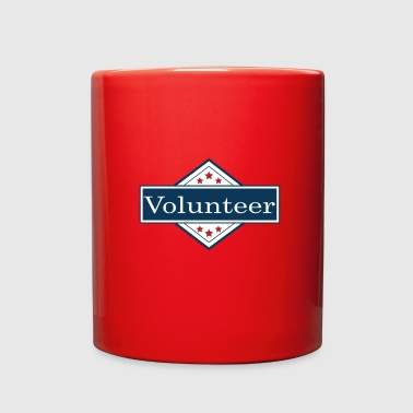 VOLUNTEER - Full Color Mug