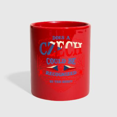 Czech Republic - Full Color Mug