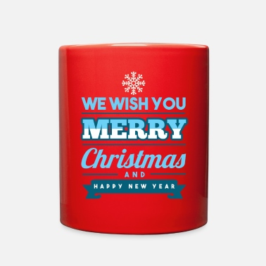 Christmas christmas - Full Color Mug