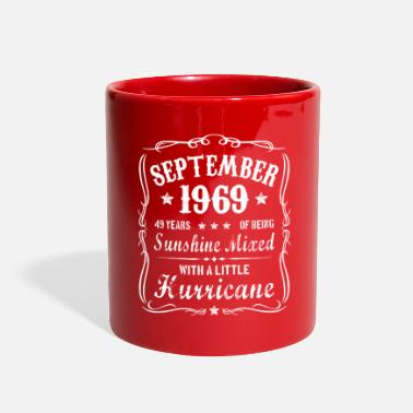 Birthday 49th Birthday Gifts September 1969 Of Being Sunshi - Full Color Mug