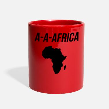 Africa A A Africa - Full Color Mug