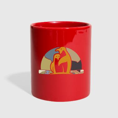 Polar Penguin - Full Color Mug