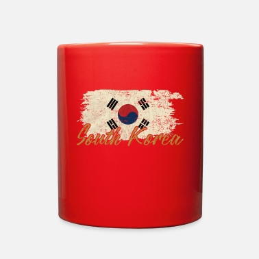 South South Korea - Full Color Mug