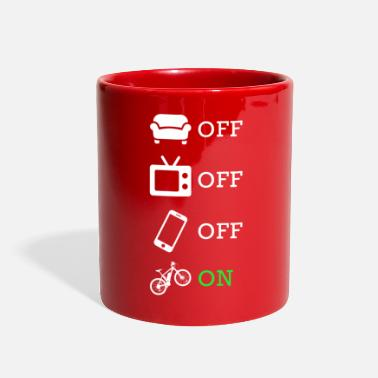 Off Off Off Off On - Full Color Mug