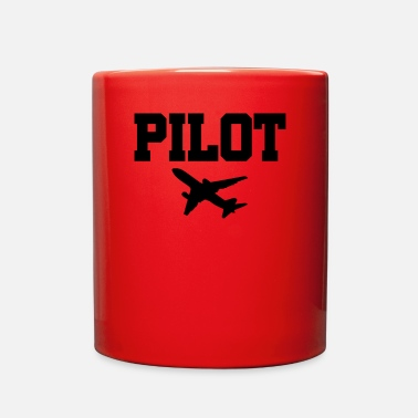 Pilot Pilot - Full Color Mug