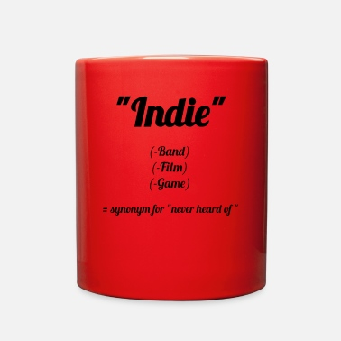 Indie Indie - Full Color Mug