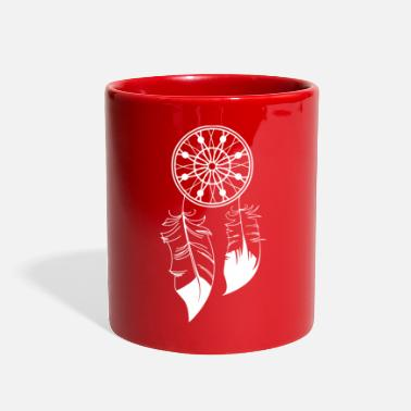 Native Dream Catcher Native American Indian Southwest - Full Color Mug