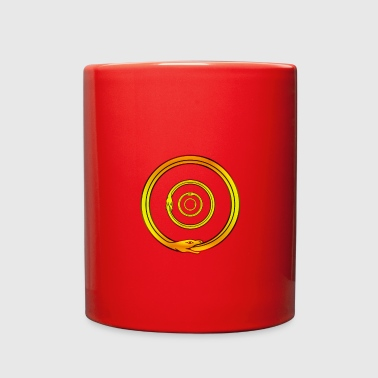 Infinite Ouroboros - Full Color Mug