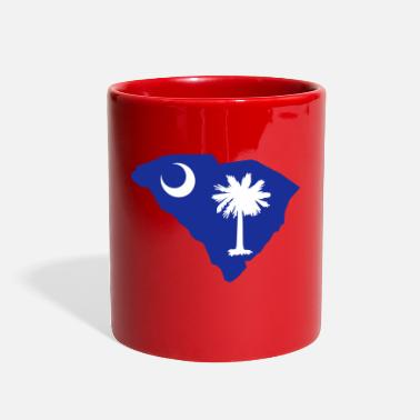 South South Carolina - Full Color Mug