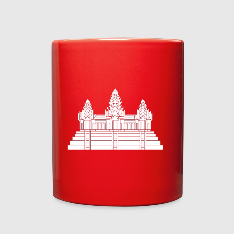 Angkor Wat Ver.2.0 Khmer Temple - Full Color Mug